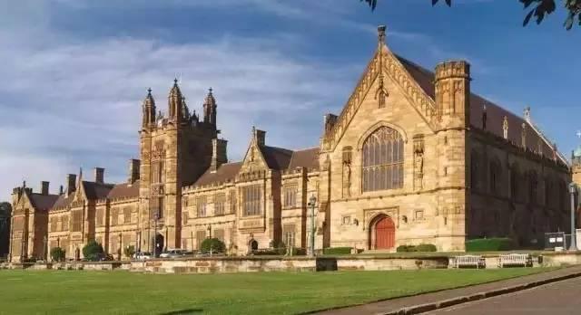 澳洲大学是要自学