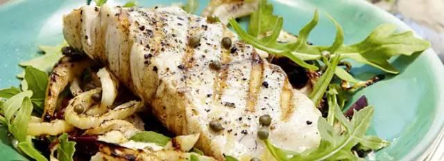 Barramundi澳洲代表鱼类菜肴