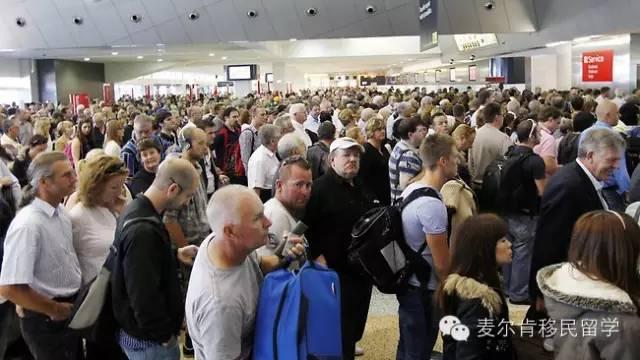 澳洲入境自助通关现向中国公民开放