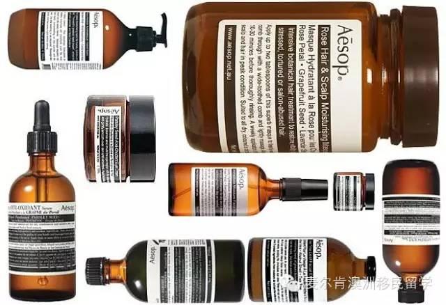 澳洲10大本土护肤品牌-伊索 (Aesop)