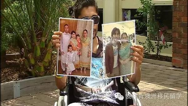 特赦患绝症留学生家人来澳团聚